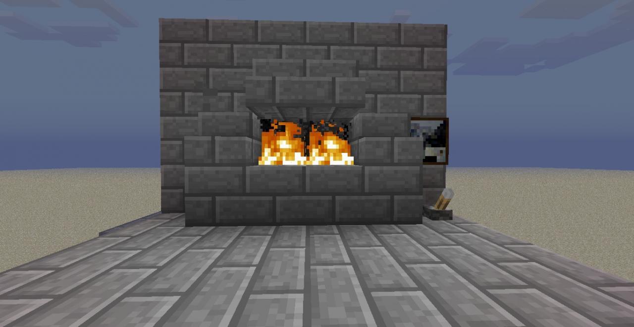 Secret Room Furnace Goddes Minecraft Project