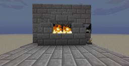 Secret Room in a Furnace [ by Goddes ] Minecraft Map & Project