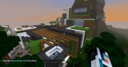 Modern Mansion 3 (Featured by Keralis!!) Minecraft Map & Project