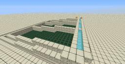Huge Wheat Auto Farm Minecraft Map & Project