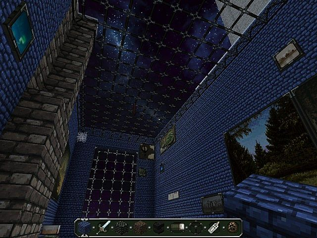 inside, also using dokucraft dark, which I highly recommend, I also recomend skypacks, both need mcpatcher
