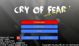 Cry of Fear Resourcepack 1.6.2/1.6.2 ~