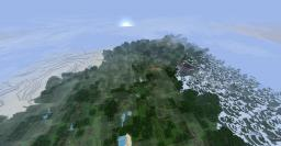 Pre started world Minecraft Map & Project