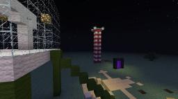 Project from my little sister Minecraft Map & Project