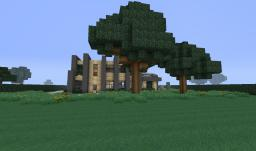 Modern House Build #2 Minecraft Project