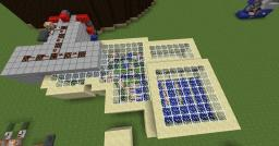 Capture The Wool Minecraft Map & Project