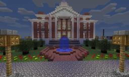 Game of Blocks Courthouse Minecraft Map & Project