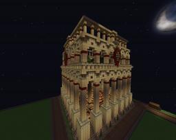 Azron - Roman Temple Minecraft Map & Project