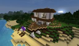 Beachview Manor Minecraft Project