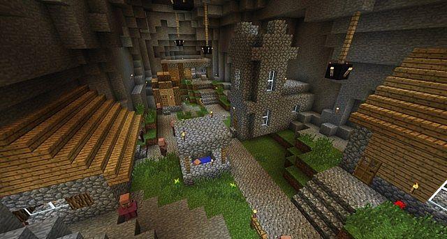 תוצאת תמונה עבור minecraft underground 2