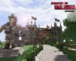 Medieval Arena- Kingdom of Galekin Minecraft Project