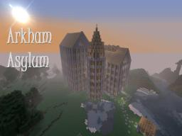 Arkham Asylum (New Download) Minecraft