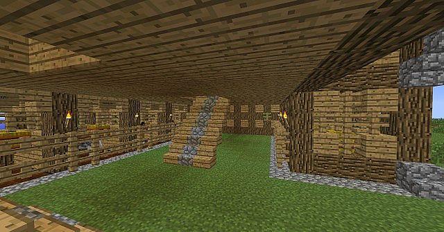 Barn Minecraft Project