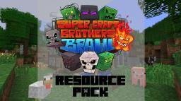 Super Craft Bros *Resource Pack* 1.7.4 Minecraft Texture Pack