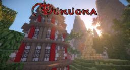 Dukuoka: Oriental Paradise [Cinematic] Minecraft Project