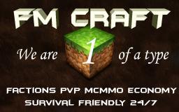 FMCraft 1.6.4 Factions Pvp Survival Minecraft