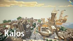 Kalos 16x for 1.8 Minecraft