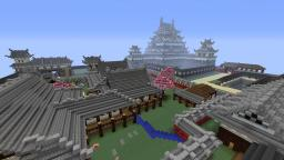 XBox 360 Japanese Castle - Kankoekuji Minecraft Map & Project