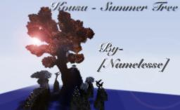 Kousa ~ Summer Tree Minecraft Map & Project