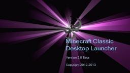 Dragon Launcher V2.3 BETA Minecraft Mod