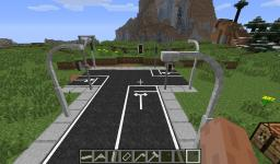 [SSP/SMP]Lamps And Traffic Lights: LATL(Also railroad crossings)[Forge] Minecraft
