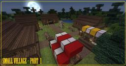 Smal Village - Part 1 Minecraft Map & Project