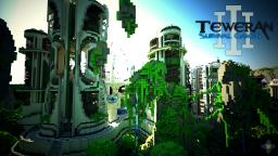 Teweran Survival Games 3 - Futuristic City Minecraft Map & Project