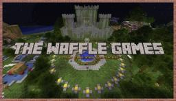 The Waffle Games Minecraft Map & Project