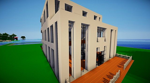 modern architect minecraft texture pack