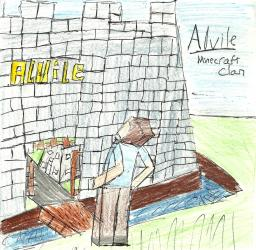 Minecraft clan Alvile: Brothers for Life! Minecraft Blog Post
