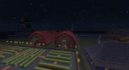 Horse Barn Minecraft Map & Project