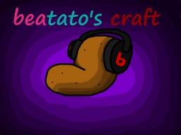 [1.6.4] Beatato's Craft Creative-MiniGame Server Beta v4.0 Minecraft Server
