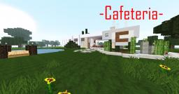 - Cafeteria - Minecraft Map & Project