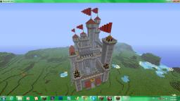 Red Order's Castle Minecraft