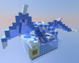 Frost Wyvern [Third organic attempt] Minecraft Map & Project