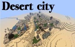 Desert City Minecraft Map & Project