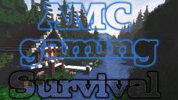 --{AMCgaming}--  Basic Survival Minecraft Server