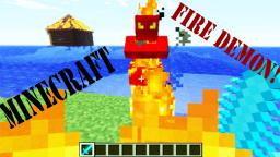 Legendary Beasts Mod - Fire Demon (DANGEROUS BOSS)! Minecraft Blog