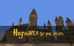 Hogwarts year 7 Minecraft