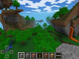 Minecraft PE Seed Showcase: ahola Minecraft Blog Post