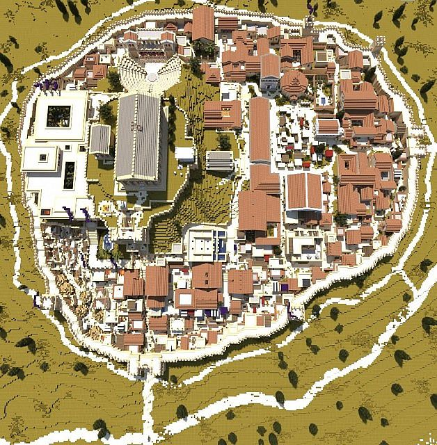 Minecraft Egypt Map.Minecraft Egypt City Map Download קודי ישראל Kodi Israel