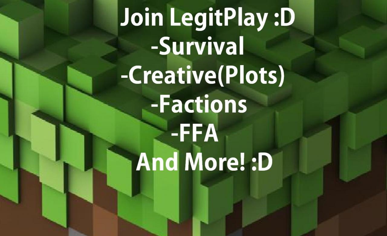 Minecraft palvelimet dating Centers