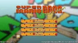 Super Mario Minecraft Bros. 2 Minecraft