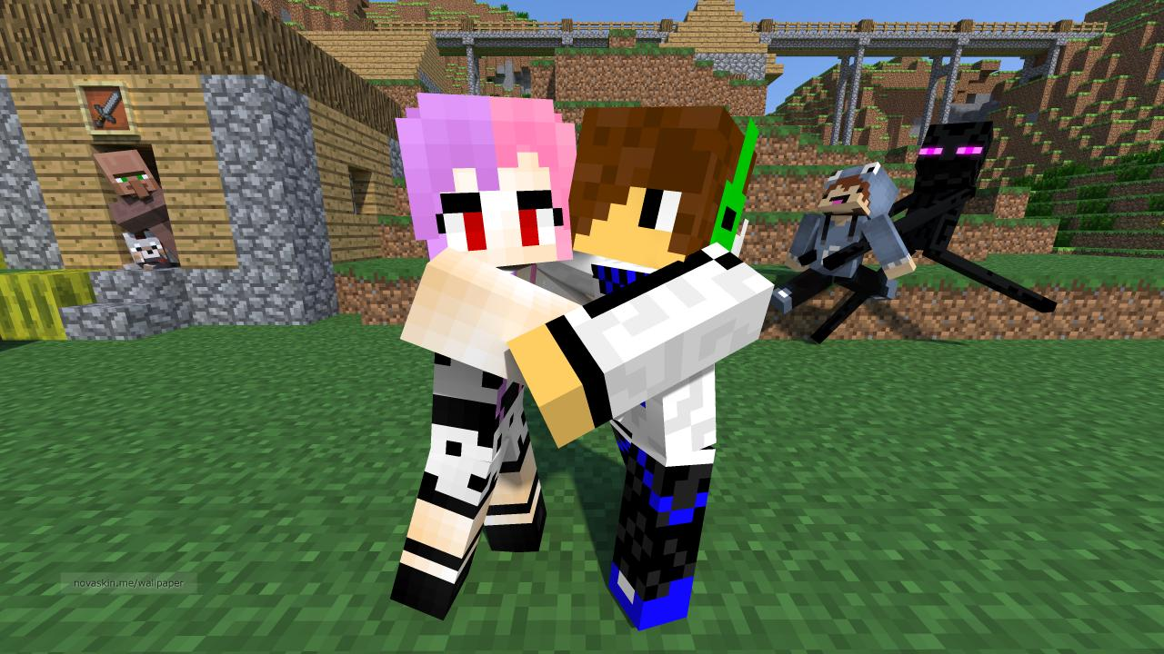 Minecraft dating ermahged i got into the pop reel - Minecraft nova wallpaper ...