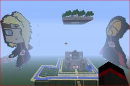Super Build Minecraft Map & Project