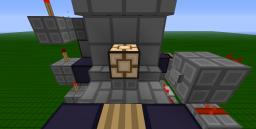Overly Complicated Workbench Storage System Minecraft