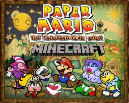 Paper Mario: The Thousand-Year Door | Adventure Map