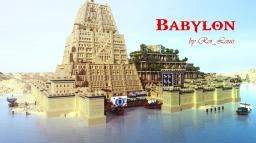 BABYLON [download] Minecraft Map & Project