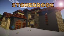 Stonebrook - Modern Mansions Minecraft Map & Project