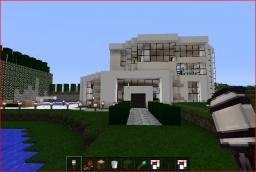 Modern Minecraft House Minecraft Map & Project
